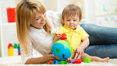Play activities for 12 to 24 months zero to three for Motor and social development of a 7 year old