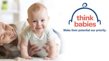 Enriching Early Childhood Experiences >> Think Babies Campaign Zero To Three
