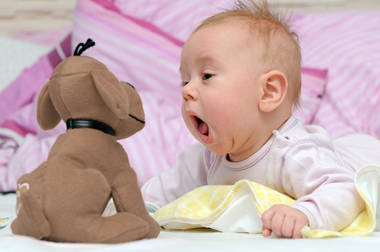 How Mothers Voice Shapes Her Babys >> Tips On Learning To Talk Zero To Three