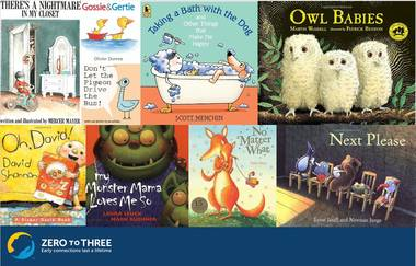 Books About Feelings for Babies and Toddlers • ZERO TO THREE