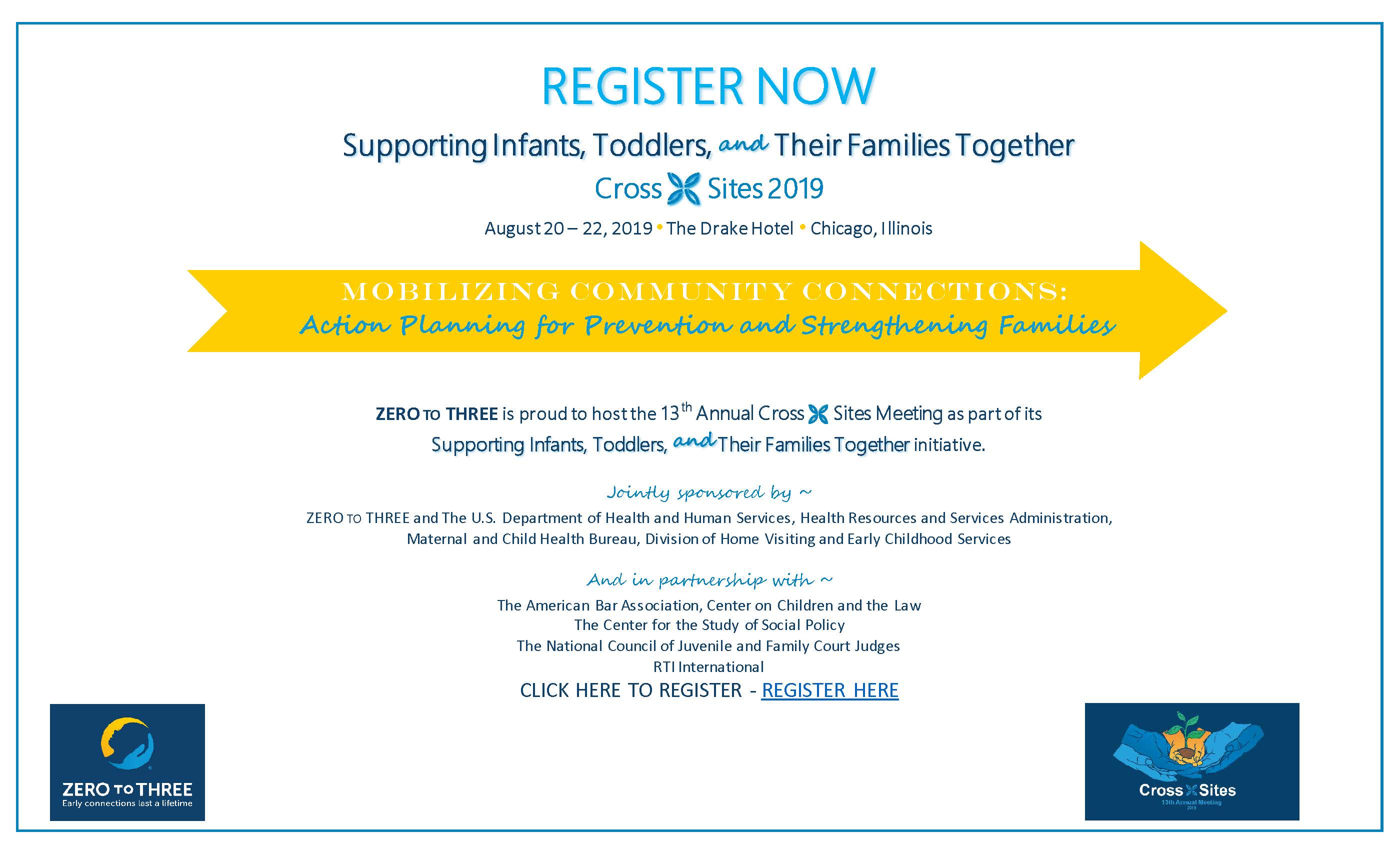 13th Cross Sites Meeting - National Infant Toddler Court